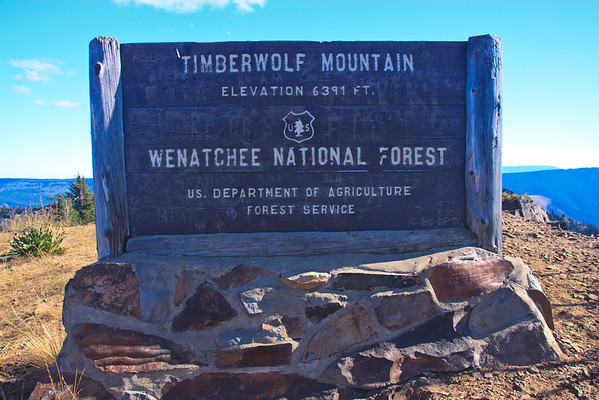 Timberwolf Mountain