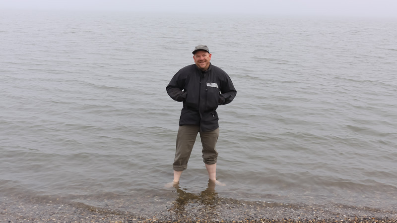 Craig in the Beaufort Sea