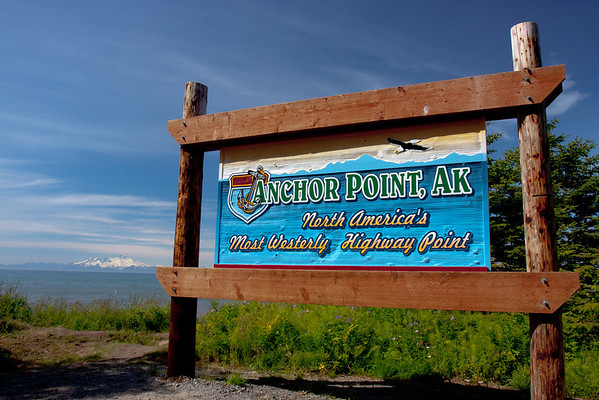 Anchor Point signage